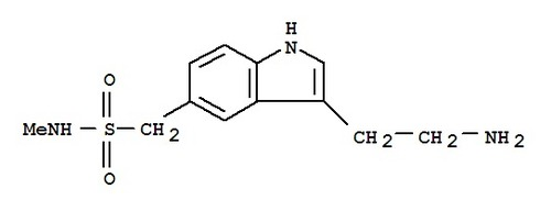 (3-(2-Aminoethyl)-1H-indol-5-yl)-N-methyl methanes