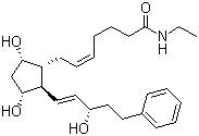 (3aR,4R,5R,6aS)-hexahydro-5-triethylsilane-4-((E)-
