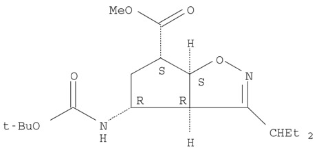 (3aR,4R,6S,6aS)-4-[[(1,1-Dimethylethoxy)carbonyl]a