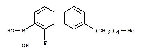 (3-Fluoro-4'-Pentyl-4-Biphenylyl)Boronic Acid