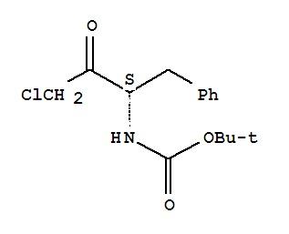 (3S)-3-(tert-Butoxycarbonyl)amino-1-chloro-4-pheny