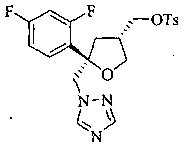 (3S)-Tetrahydro-3-Furanyl 4-Methylbenzenesulfonate