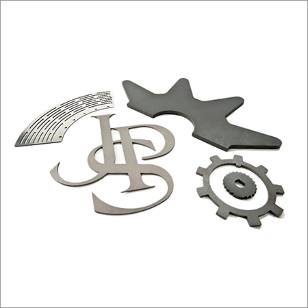 2 Axis Laser Cutting Samples