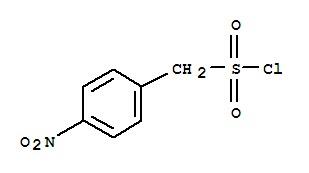 (4-Nitrophenyl)methanesulfonyl chloride