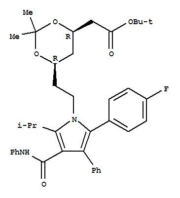 (4R,6R)-6-[2-[2-(4-fluorophenyl)-5-(1-methylethyl)