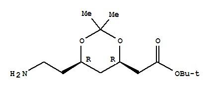 (4R,6R)-tert-Butyl-6-(2-aminoethyl)-2,2-dimethyl-1