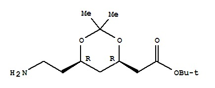 (4R,6R)-tert-Butyl-6-cyanomethyl-2,2-dimethyl-1,3-