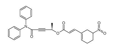 (4R)-4-Hydroxy-N,N-diphenyl-2-pentynamide
