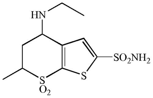 (4S,6S)-5,6-Dihydro-4-hydroxy-6-methylthieno[2,3-b