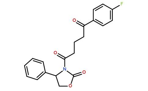 (4S)-3-[5-(4-Fluorophenyl)-1,5-dioxopenyl]-4-pheny