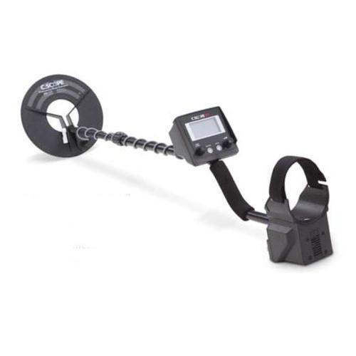 Non Motion Metal Detector