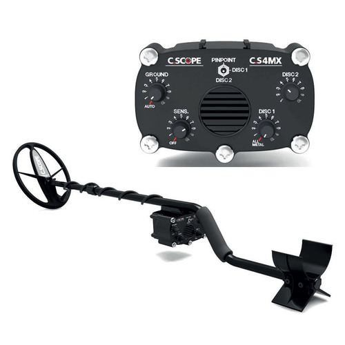 CS4MX1 Metal Detector