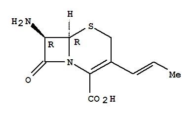 (6R,7R)-7-Amino-8-oxo-3-(1-propenyl)-5-thia-1-azab
