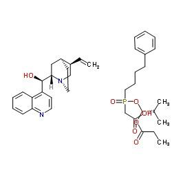 (8a,9R)-Cinchonan-9-ol mono[[(S)-[(1R)-2-methyl-1-