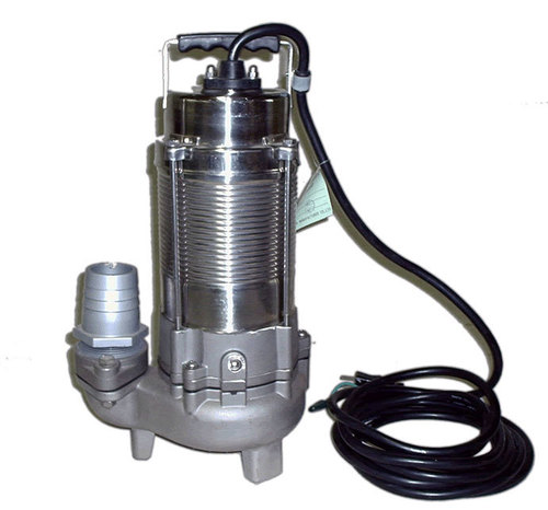 SS Dewatering Pumps