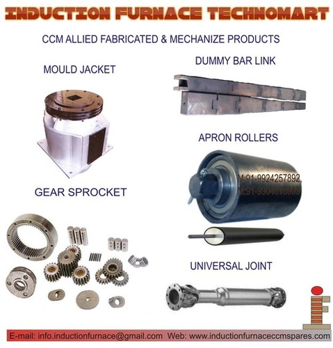 CCM ALLIED FABRICATED & MECHANIZE PRODUCTS