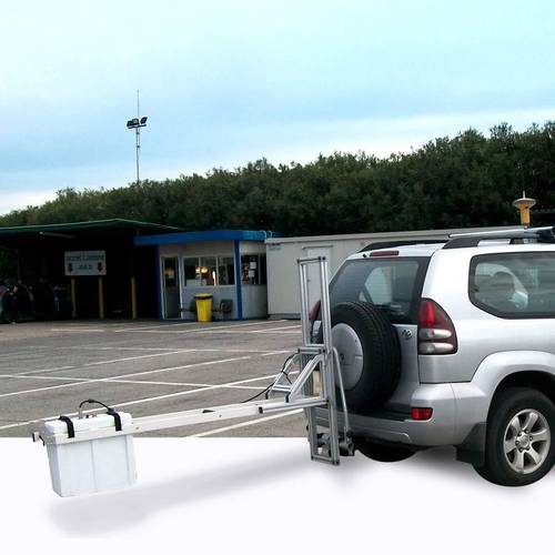 GPR for pavement testing