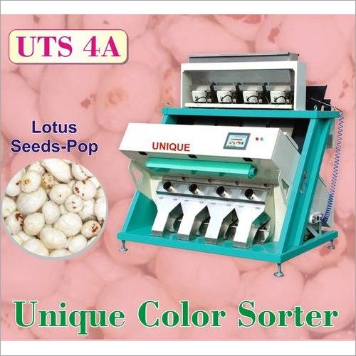 Dry fruits color sorter