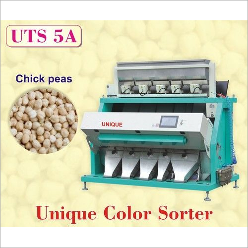 Chick Peas Color Sorter