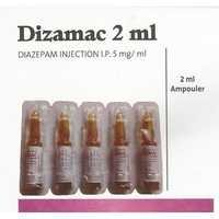 Dizepam Injection I.P.5 mg/ml