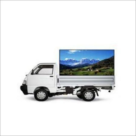 Vehicle LED Display Screen