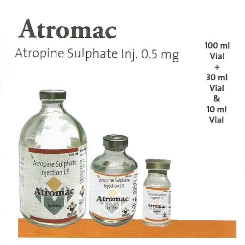 Atropine Sulphate Injections