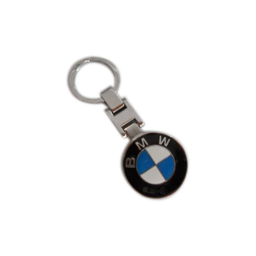Round Customized Keychain