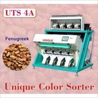 Fenugreek Seeds Color Sorter