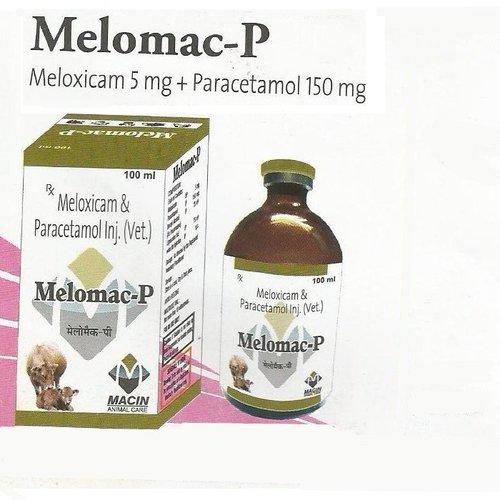 Meloxicam 5 mg + Paracetamol 150mg