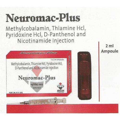 Methylcobalamin Thiamine Hcl Nicotinamide Inj