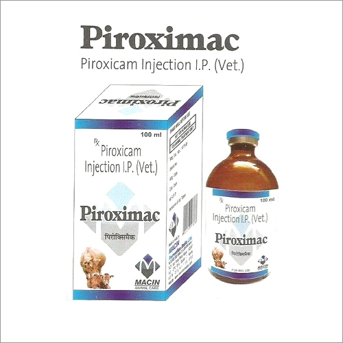Piroxicam Injection I.P. (Vet.)