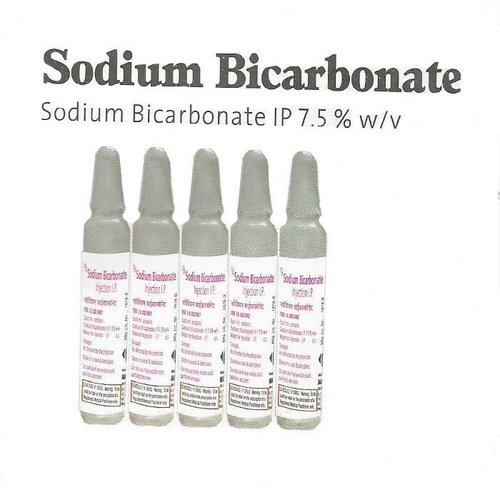 Sodium Bicarbonate Injections