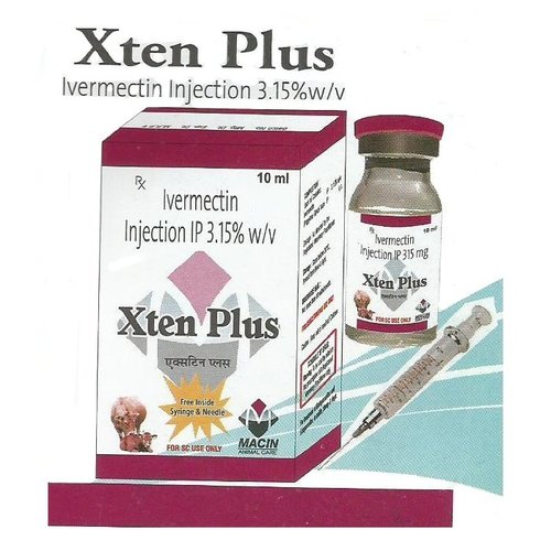 Ivermectin Injection 3.15% w/v