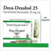 Nandrolone Decanoate 25 mg Injection