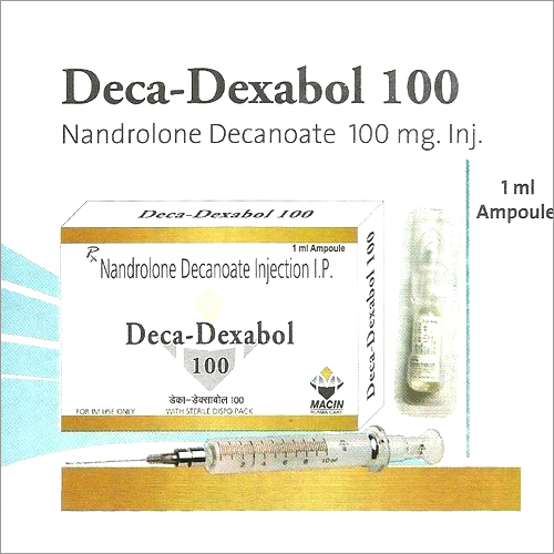 Nandrolone Decanoate 100 mg Injection