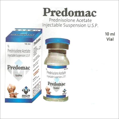 Prednisolone Acetate Injectable Suspension U.S.P