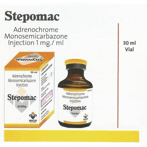 Adrenochrome Monosemicarbazone Injection 1mg/ ml