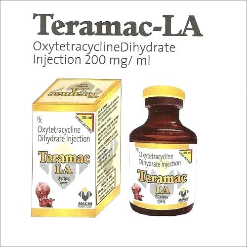 Oxytetracycline Dihydrate Injection 200 mg/ml