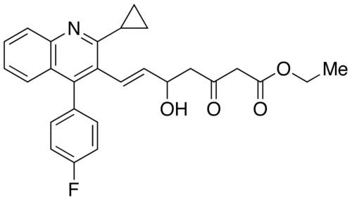 (E)-7-[2-Cyclopropyl-4-(4-fluorophenyl)-3-quinolin