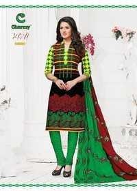 Cotton Salwar Suits Unstitched