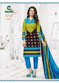 New Cotton Salwar Suits Catalog