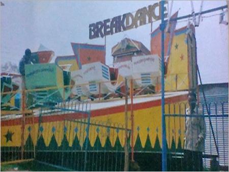 Breakdance Amusement Ride