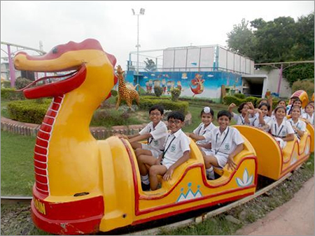 Dragon Train Ride