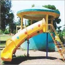 Amusement Water Slide