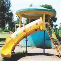 Amusement Water Slide
