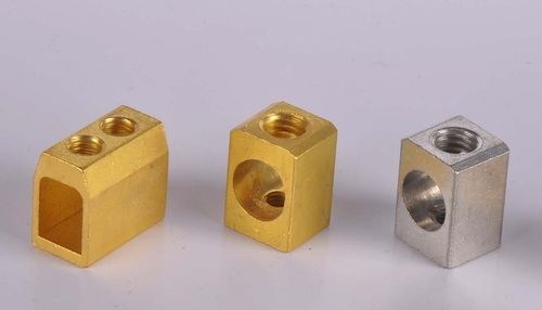 Brass Fuse Terminal Connector