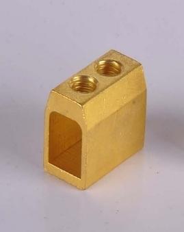 Brass Fuse Terminal Block