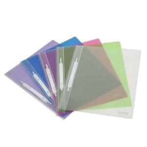 SRS Report File Plastic Clip