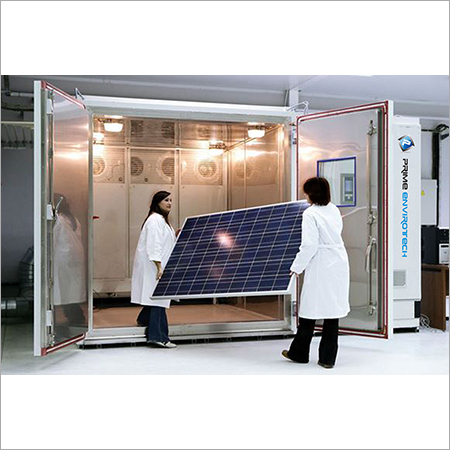 Solar Radiation Chamber