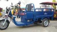 Electric Loader Rickshaw